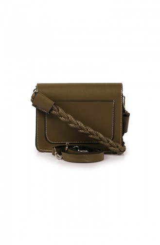 Khaki Shoulder Bag 59Z-03