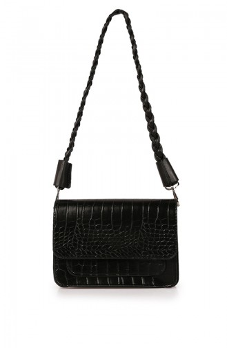 Black Shoulder Bag 59Z-05