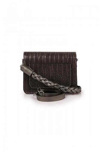 Gray Shoulder Bag 59Z-07