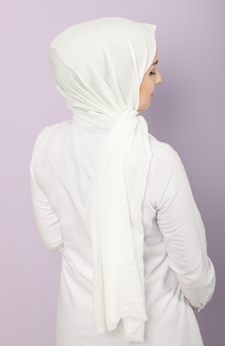 White Shawl 15206-09