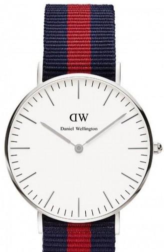 Navy Blue Watch 0601DW