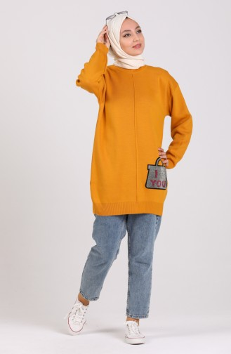 Mustard Sweater 2259-02