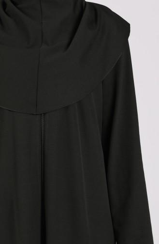 Black Praying Dress 3000-02