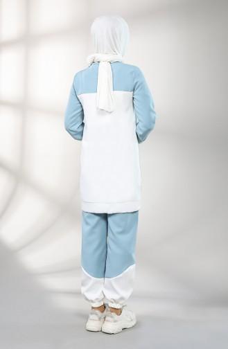 Blau Anzüge 8234-06