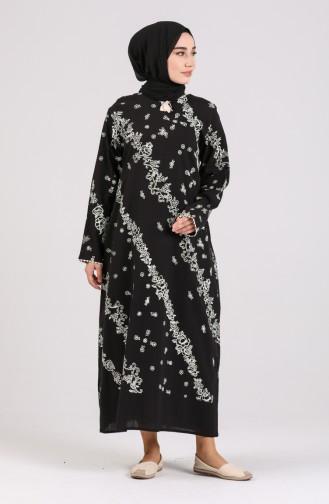 Black Dress 5858-03