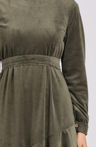 Khaki Dress 0107-03