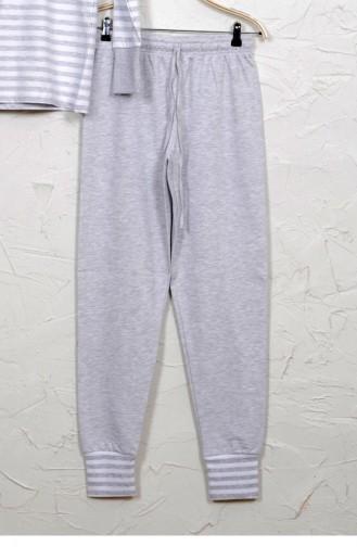 Pyjama Gris 9030690000.GRIMELANJ