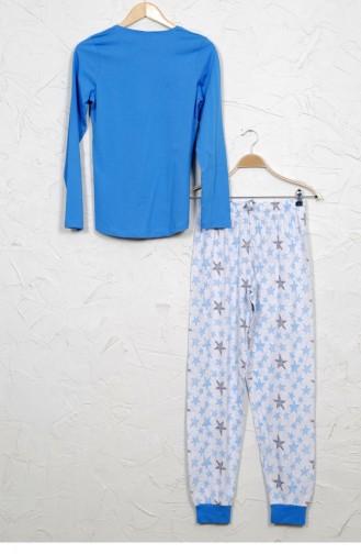 Türkis Pyjama 9030384530.TURKUAZ