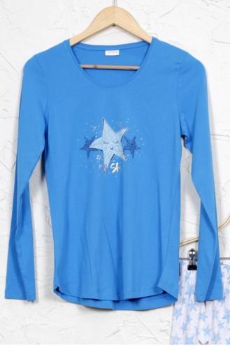 Pyjama Turquoise 9030384530.TURKUAZ