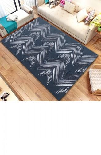 Navy Blue Carpet 8695353259438.LACIVERT