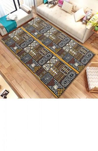 Brown Carpet 8695353259209.KAHVERENGI