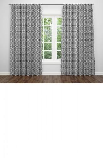 Textile de Maison Blanc 8695353234350.SIYAHBEYAZ