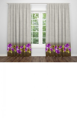 Brown Home Textile 8695353230253.GRIKAHVERENGI