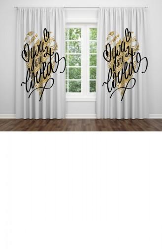 White Home Textile 8695353231335.BEYAZSIYAH