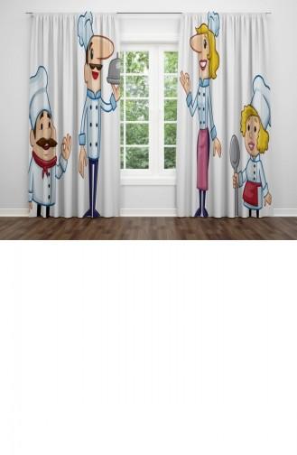 Textile de Maison Bleu 8695353256826.BEYAZMAVI