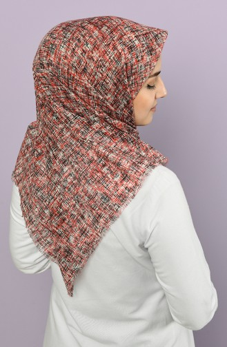 Red Scarf 2666-09