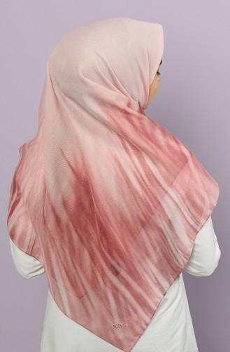 Beige-Rose Kopftuch 4501-4218-12