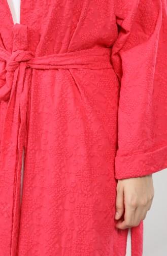 Fuchsia Kimono 0001-01