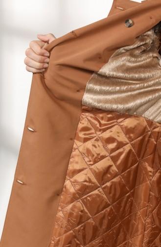 Cinnamon Trench Coats Models 4600-04