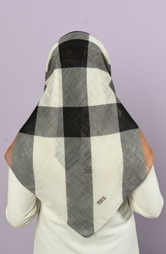 Schwarz Kopftuch 2511-5282B-11