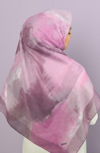 Dark Lilac Scarf 4501-8397-09