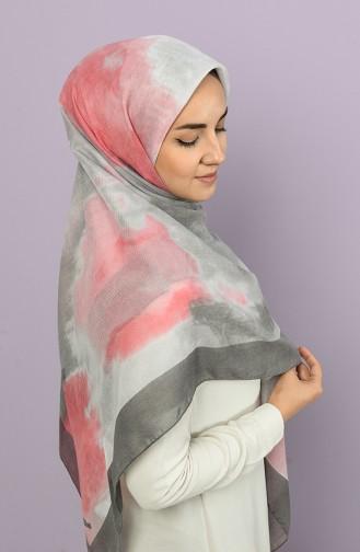 Dark Pink Scarf 4501-8397-10