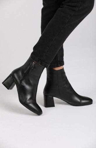 Black Boots-booties 400