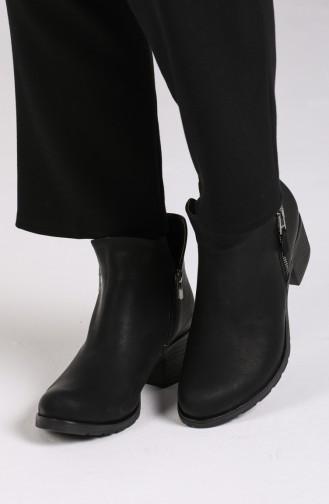 Black Boots-booties 200