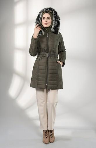 Khaki Coats 0811-03