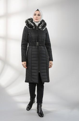 Schwarz Coats 0812-01