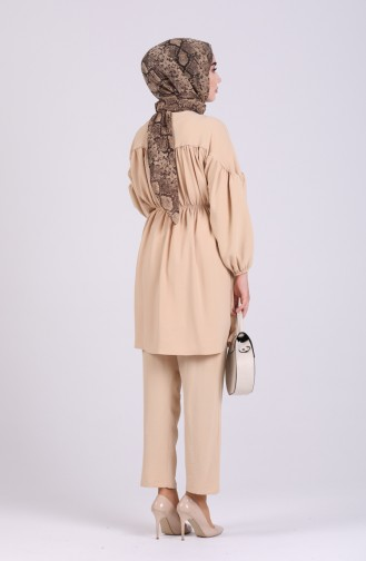 Beige Suit 1067-01