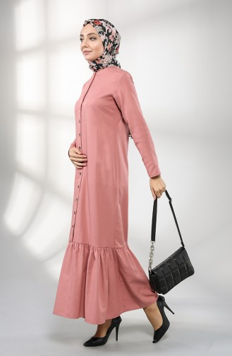 Dusty Rose Dress 3201-09