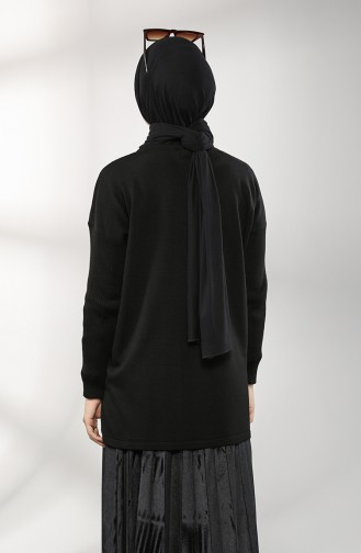Schwarz Bluse 4215-01