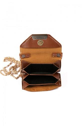 Tobacco Brown Wallet 63Z-06