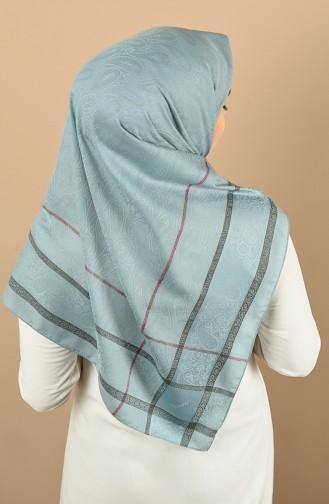 Mint Blue Scarf 1221-10-904