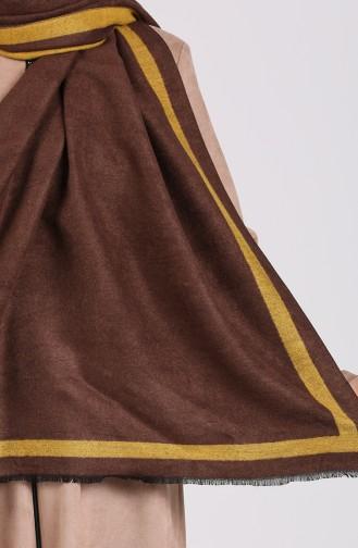 Ponchos Couleur Brun 43800-03