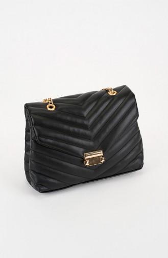 حقيبة كتف أسود 30-01