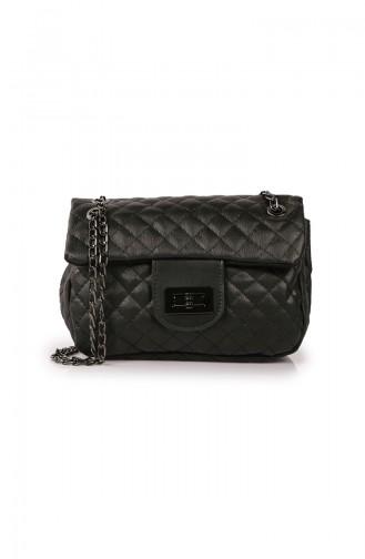 Black Shoulder Bag 65Z-01