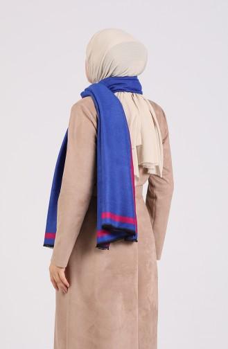 Saks-Blau Poncho 43800-02