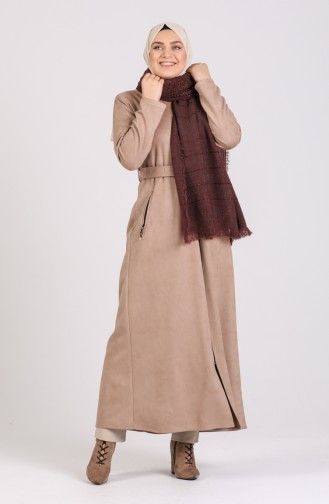 Claret red Poncho 43400-06