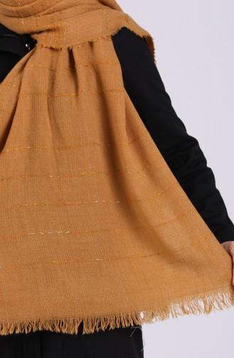 Mustard Poncho 43400-09