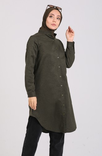 Khaki Tunics 6484-04