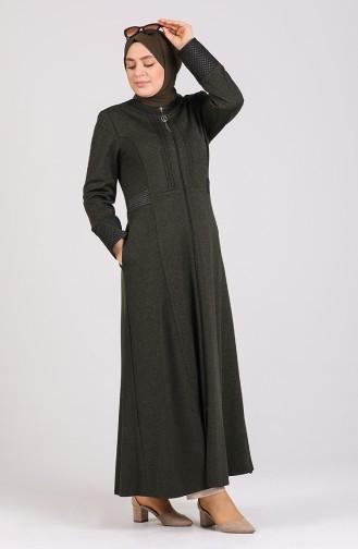 Abayas Khaki 5085-05