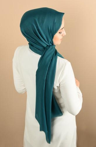 Oil Blue Sjaal 13009-38