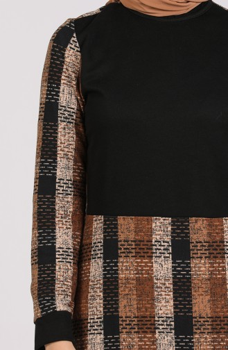 Braun Hijap Kleider 0060-03