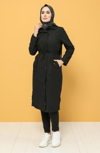 Trench Coat Noir 2130-03