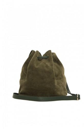 Khaki Shoulder Bag 87001900046856
