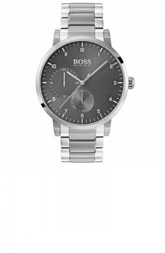 Silbergrau Uhren 1513596