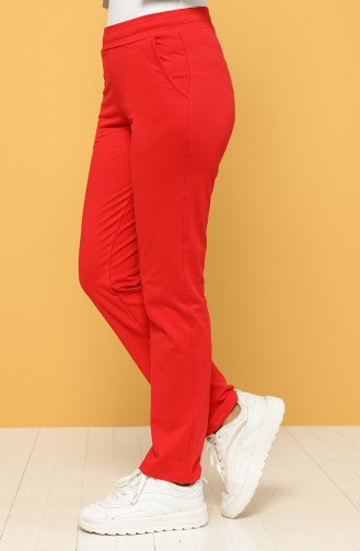 Red Sweatpants 94584-06