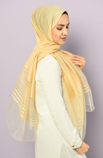 Gold Schal 4878-09